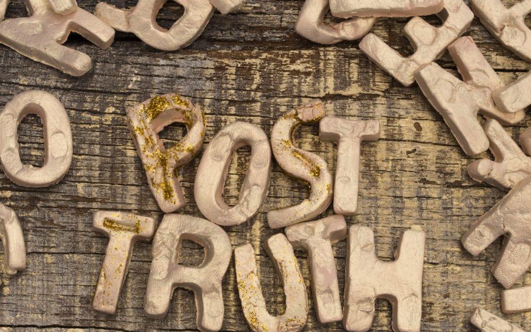 אמת בעידן הפוסט אמת – יופיטר במאזנים